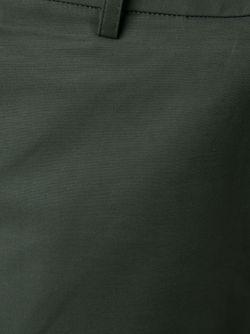 Укороченные Брюки CHAPTER                                                                                                              зелёный цвет