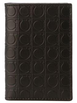 Удлиненный Бумажник Salvatore Ferragamo                                                                                                              коричневый цвет