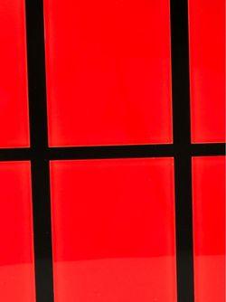 Alva 2.0 Clutch THE CARTEL                                                                                                              красный цвет
