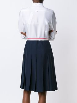 Print Dress Thom Browne                                                                                                              белый цвет