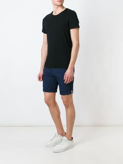 Maine Contrast Trim Deck Shorts Boss Hugo Boss                                                                                                              синий цвет