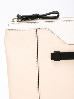 Colour Block Clutch Furla                                                                                                              розовый цвет