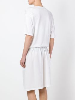 Платье На Резинке Joseph                                                                                                              белый цвет
