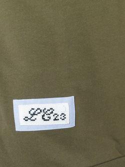 Толстовка С Контрастным Капюшоном Lc23                                                                                                              зелёный цвет