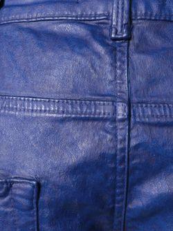 Джинсы С Вощеным Покрытием Type-247 Diesel Black Gold                                                                                                              синий цвет