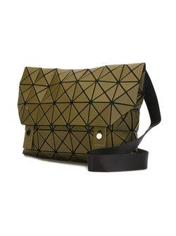 Bao Bao Issey Miyake Shoulder Bag PLEATS PLEASE BY ISSEY MIYAKE                                                                                                              зелёный цвет