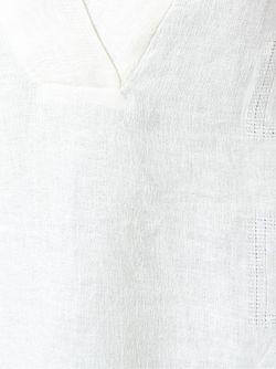 Топ C V-Образным Вырезом Iro                                                                                                              белый цвет