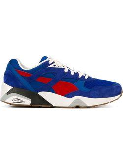 Кроссовки R698 Athl Puma                                                                                                              синий цвет
