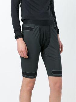 Contrast Panel Running Shorts Y-3                                                                                                              чёрный цвет