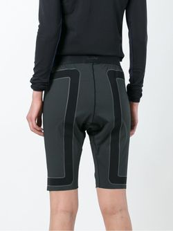 Contrast Panel Running Shorts Y-3                                                                                                              черный цвет