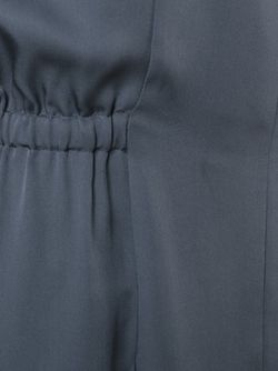 V-Neck Dress Theory                                                                                                              серый цвет