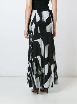 Oleta Radiant Skirt Ann Demeulemeester                                                                                                              черный цвет