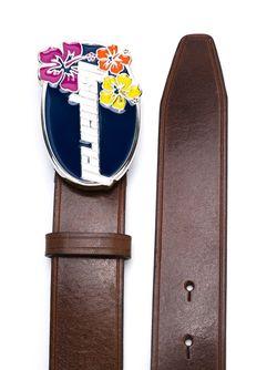 Buckle Belt Dsquared2                                                                                                              коричневый цвет