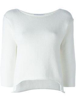 Knitted Sweater Fabiana Filippi                                                                                                              белый цвет