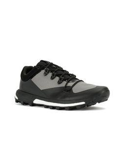 Кроссовки С Панельным Дизайном Y3 X Adidas                                                                                                              чёрный цвет