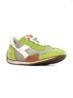 Кроссовки Equipe Nyl Diadora                                                                                                              зелёный цвет