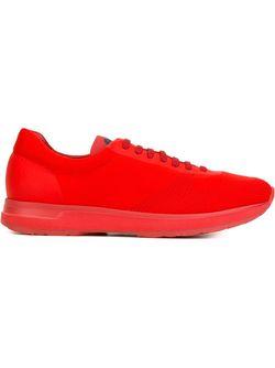 Кроссовки New Montego Moncler                                                                                                              красный цвет