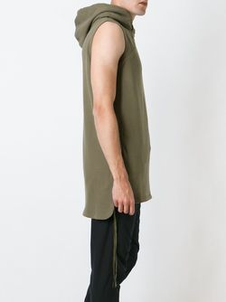 Толстовка Без Рукавов Maharishi                                                                                                              зелёный цвет
