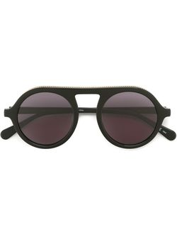 Round Sunglasses Stella Mccartney                                                                                                              черный цвет