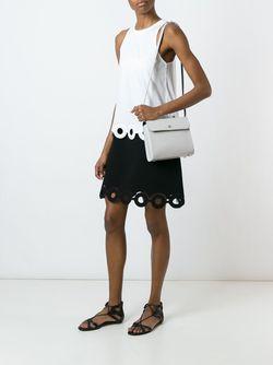Square Flap Crossbody Bag Courreges                                                                                                              Nude & Neutrals цвет