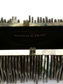 Opiona Clutch Bag Nathalie Trad                                                                                                              серый цвет