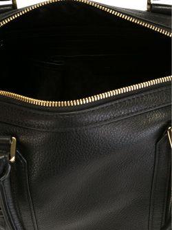 Большая Сумка-Сэтчел Julia Michael Michael Kors                                                                                                              чёрный цвет