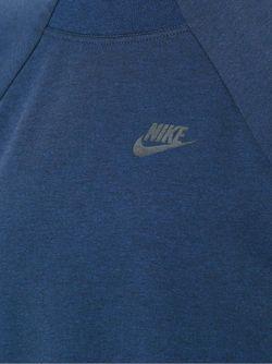 Платье Tech Fleece Nike                                                                                                              синий цвет