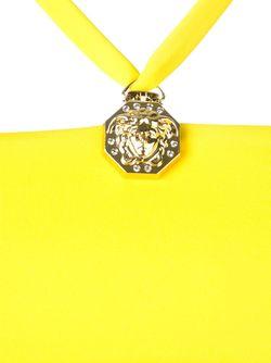 Топ Бикини Versace                                                                                                              желтый цвет