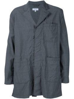 Парка С Потайной Застежкой Engineered Garments                                                                                                              серый цвет