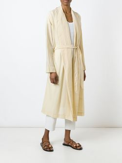 Пальто С Запахом Forte Forte                                                                                                              Nude & Neutrals цвет