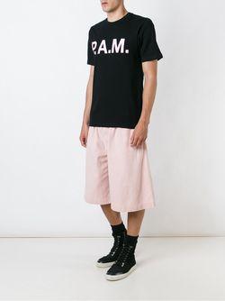 Шорты Свободного Кроя PAM PERKS AND MINI                                                                                                              розовый цвет