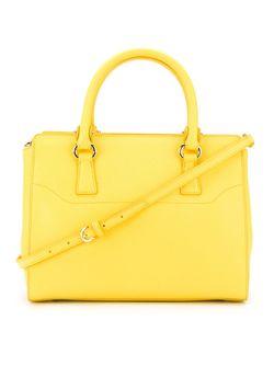 Gancini Tote Salvatore Ferragamo                                                                                                              желтый цвет