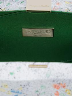 Dasha Clutch Monique Lhuillier                                                                                                              зелёный цвет