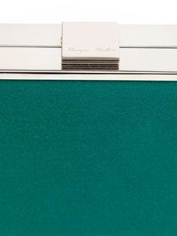 Lily Clutch Monique Lhuillier                                                                                                              зелёный цвет