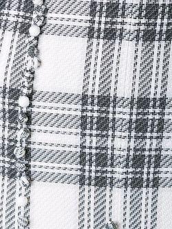 Рубашка В Клетку TARO HORIUCHI                                                                                                              чёрный цвет