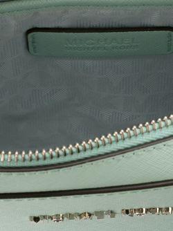 Jet Set Travel Large Cross-Body Bag Michael Kors                                                                                                              зелёный цвет