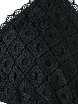 Бикини С Треугольным Верхом Ermanno Scervino                                                                                                              чёрный цвет