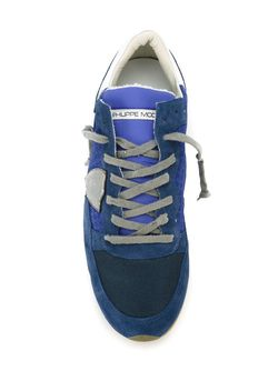 Logo Patch Sneakers Philippe Model                                                                                                              синий цвет
