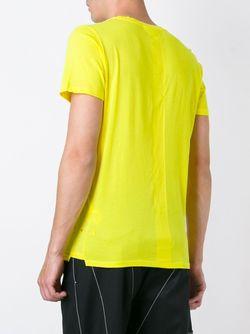 Футболка Bluefour Les Benjamins                                                                                                              желтый цвет