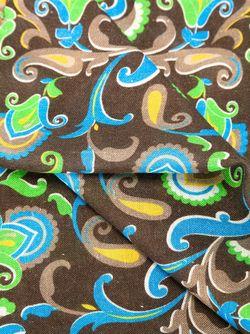 Paisley Scarf Kiton                                                                                                              многоцветный цвет