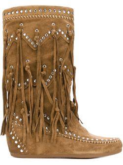 Shilo Boots Ash                                                                                                              коричневый цвет