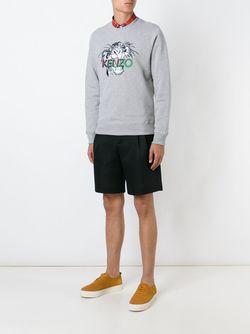 Jungle Sweatshirt Kenzo                                                                                                              серый цвет