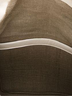 Большой Рюкзак С Застежкой-Молнией Marsell                                                                                                              белый цвет