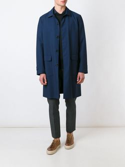 Classic Raincoat Fendi                                                                                                              синий цвет