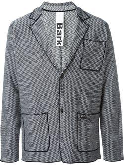 Пиджак Мешковатого Кроя Bark                                                                                                              синий цвет