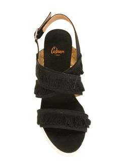 Begga Sandals Castañer                                                                                                              черный цвет