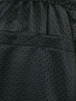 Сетчатые Шорты Stussy                                                                                                              черный цвет