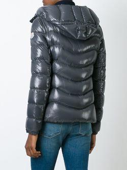 Куртка-Пуховик Anthia Moncler                                                                                                              серый цвет