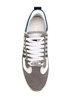 251 Sneakers Dsquared2                                                                                                              белый цвет