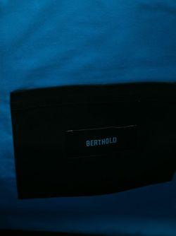 Tote Bag BERTHOLD                                                                                                              чёрный цвет